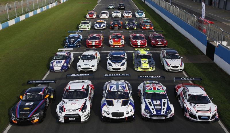 British GT Avon Tyres Motorsportdays.com