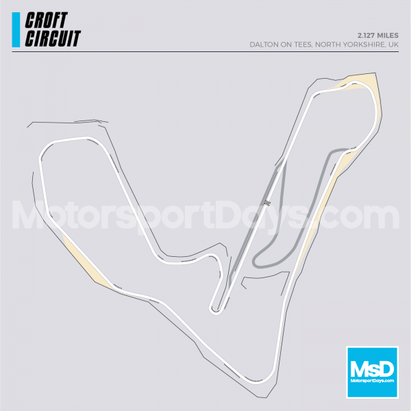 Croft-Circuit-track-map