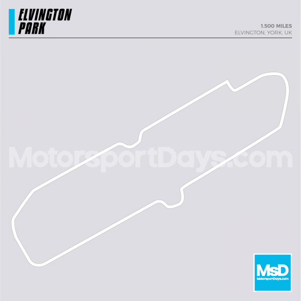Elvington-Circuit-track-map
