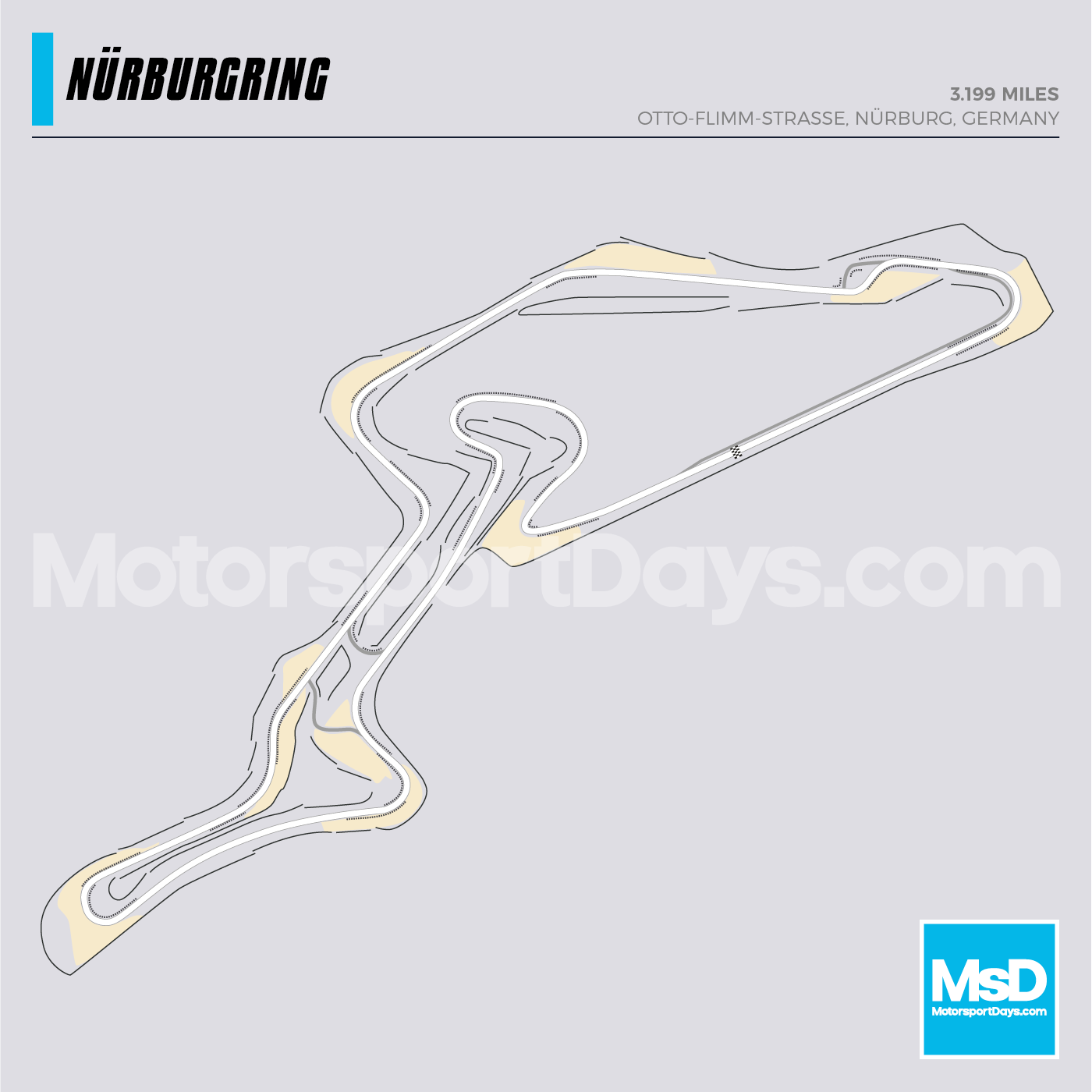 Nurburgring-Circuit-track-map