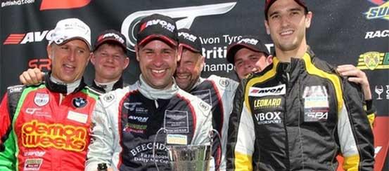 HOWARD-&-ADAM-CRUISE-TO-SPA-BRITISH-GT-VICTORY-track-days-test-days-motorsportdays.com
