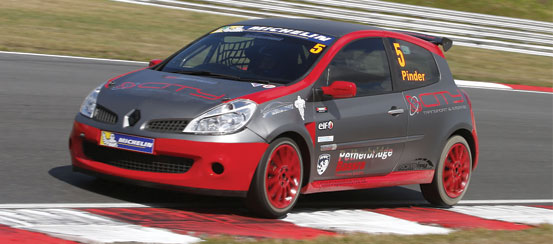 Clio-Clup-Michelin-Track-Days-MotorsportDays.com