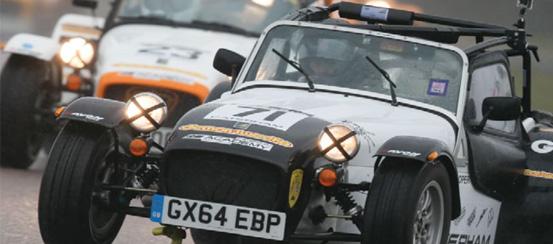 Caterham-Academy-Green-and-White-motorsport-days-track-days