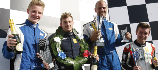 HERBERT-CROWNED-MICHELIN-CLIO-CUP-RACE-SERIES-CHAMPION-News