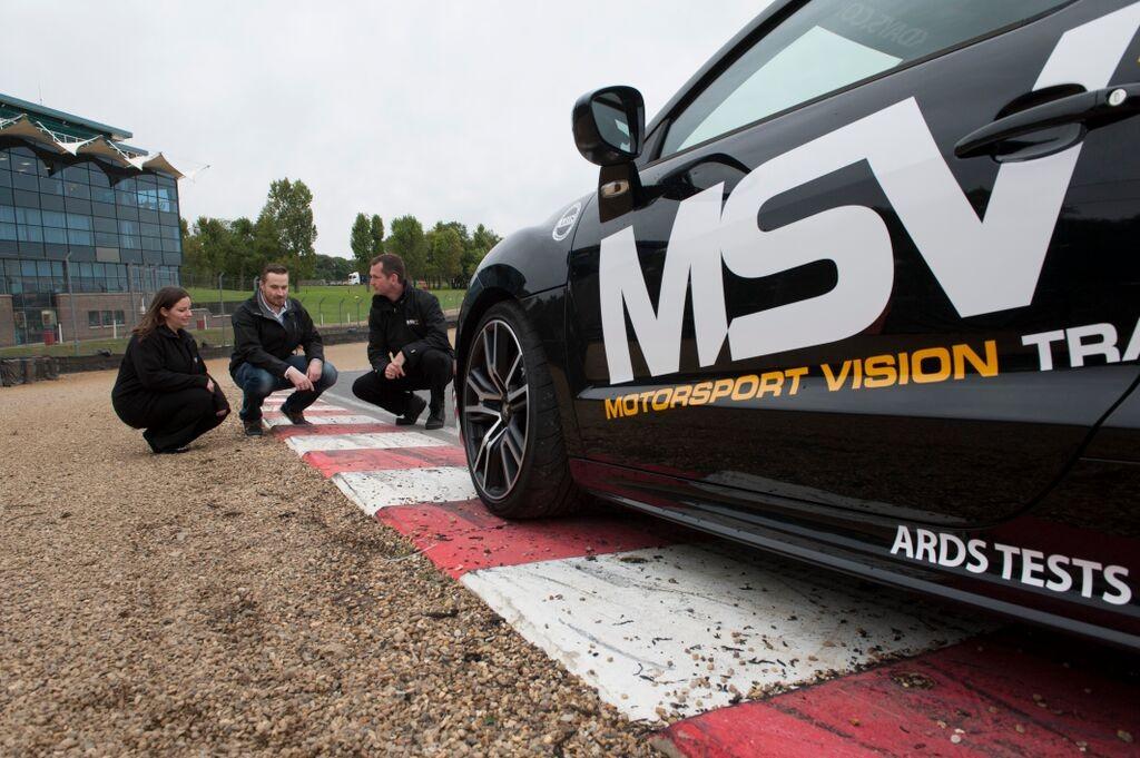 MSV Track limits