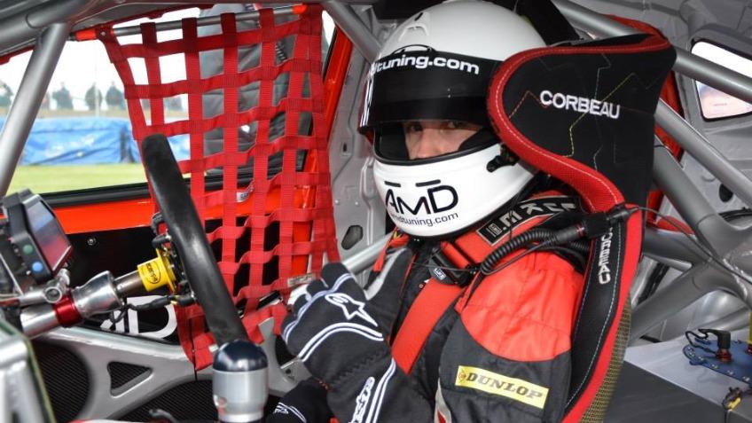 Mike Bushell BTCC Motorsport Days interview