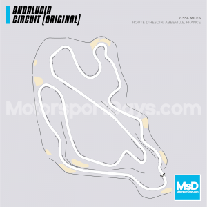 Andalucia-Circuit-track-map