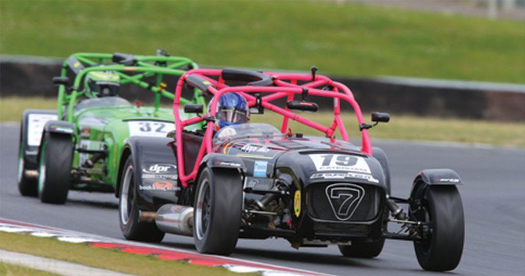Caterhams-Deliver-a-Snetterton-Scorcher-motorsportdays-track-days-1