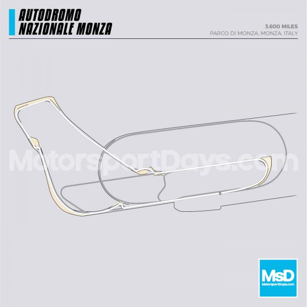 Monza Ciruit-track-map