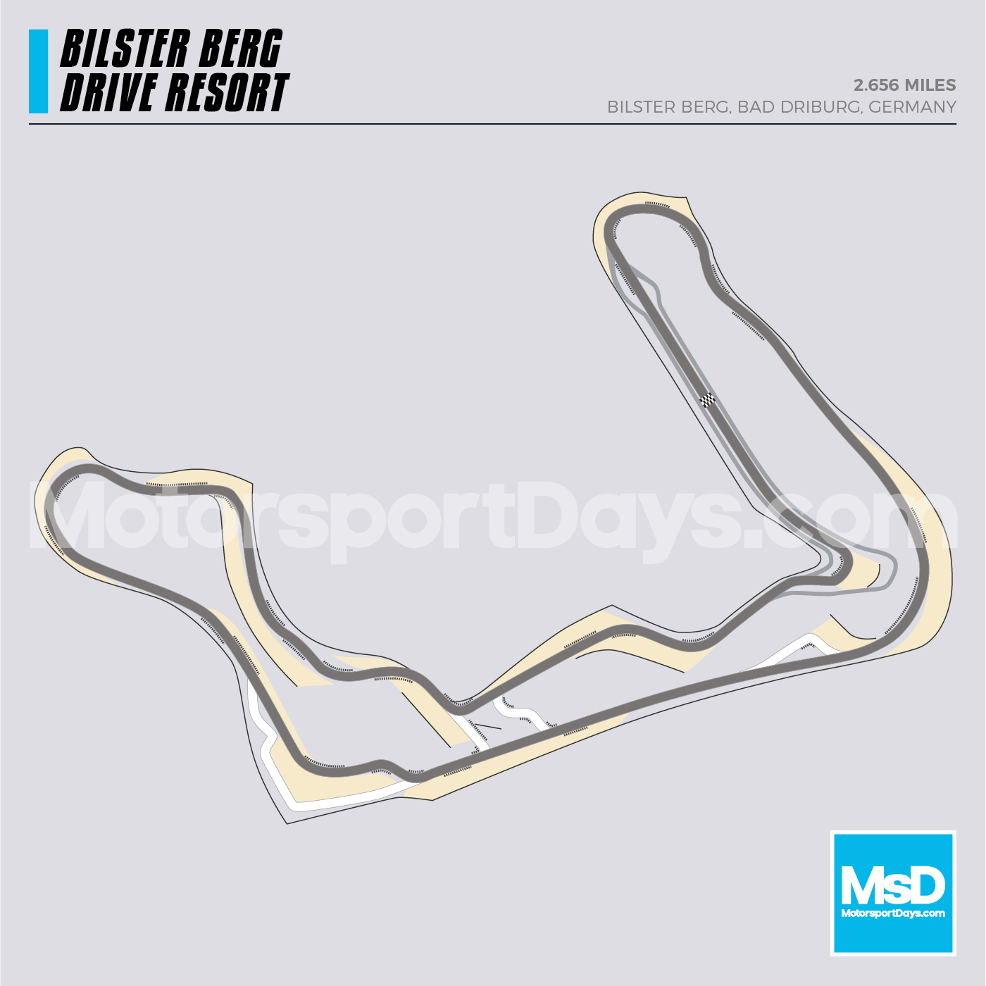 ilsterberg-Circuit-track-map