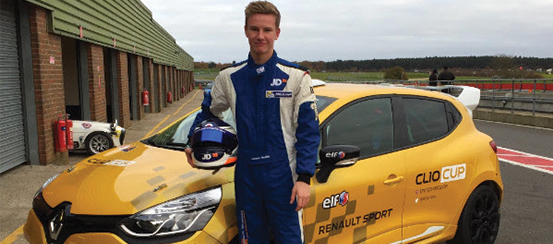 michelin-clio-series-champ-dorlin-closing-on-renault-uk-clio-cup-deal-with-westbourne-after-prize-test-motorsportdays