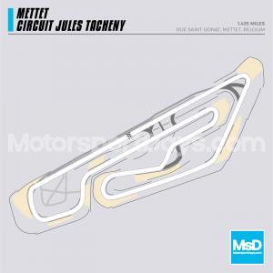 Mettet Circuit-track-map