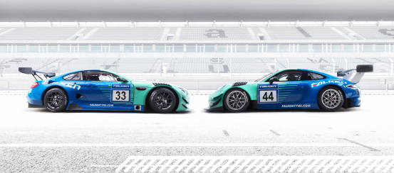 Falken Enter Vln Series And 24h Nurburgring With Split Car Line Up